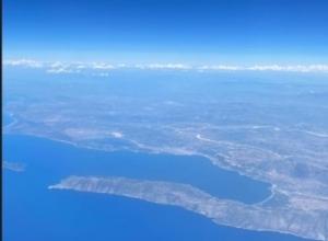 """Chiara Ferragni i thotë """"mirupafshim"""" Greqisë, me foto nga Shqipëria"""