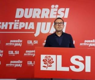 """LSI, Durrës: Më 25 prill Durrësi do t'i thotë """"JO"""" sektit korruptiv të rilindjes dhe shkelësit do përballen me drejtësinë"""