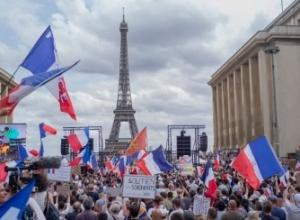 Europë: Protesta kundër vaksinimit me detyrim