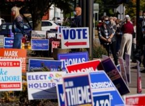 """""""Zëri Amerikës"""": Shtetet e Bashkuara përgatiten për dhunë të mundshme Ditën e Zgjedhjeve"""